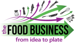 The Food Business Logo